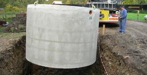 VAN RAVESTYN -  Citerne eau de pluie 20000L