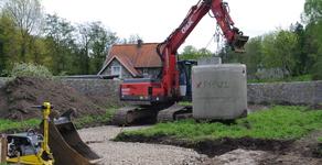 VAN RAVESTYN -  Station d'épuration