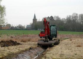 VAN RAVESTYN - Entreprise de terrassement et de démolition