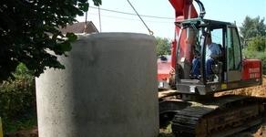 VAN RAVESTYN -  Citerne eau de pluie 10000L