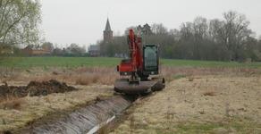 VAN RAVESTYN -  Réhabilitation fossé de drainage