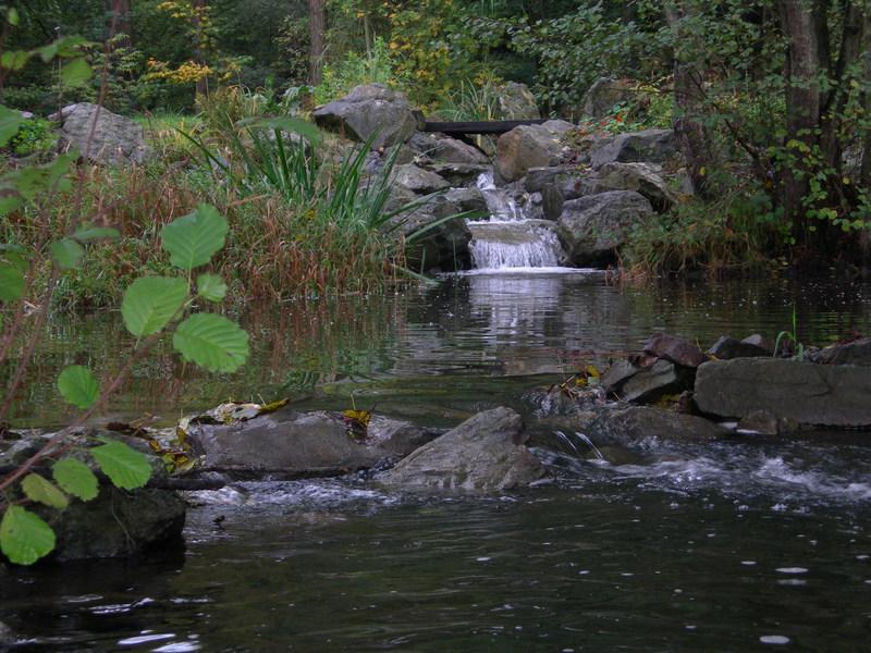VAN RAVESTYN - Aménagement cour d'eau